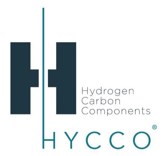 Logo Hydrogen Carbon Components