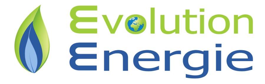 Logo Evolution Energie