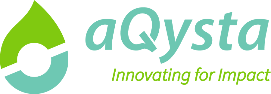 Logo aQysta BV