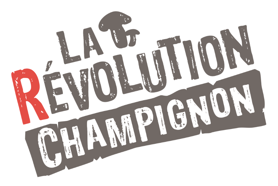 Logo La Révolution Champignon