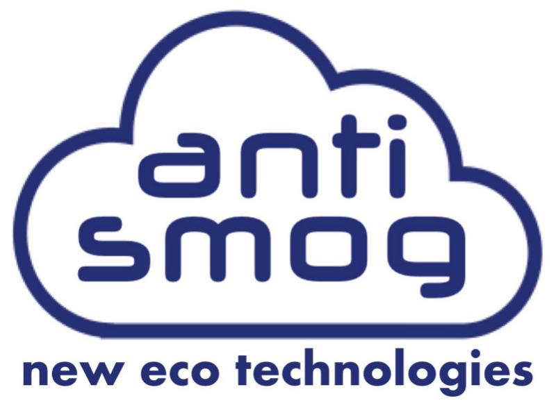 Logo ANTISMOG new eco technologies