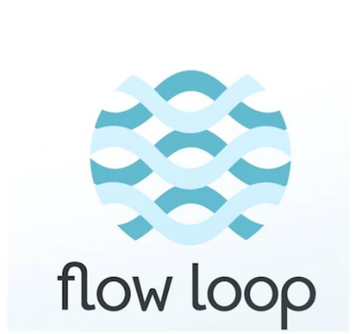 Logo Flow Loop