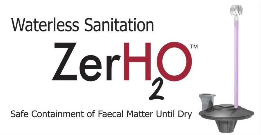Logo Zerho Waste Management (Pty) Ltd