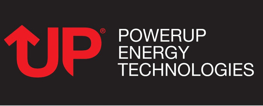 Logo PowerUp Energy Technologies OU