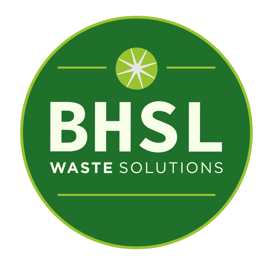 Logo BHSL Waste Solutions