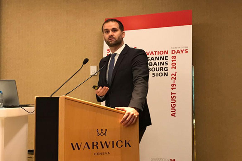 Swiss-US Energy Innovation Days 2018