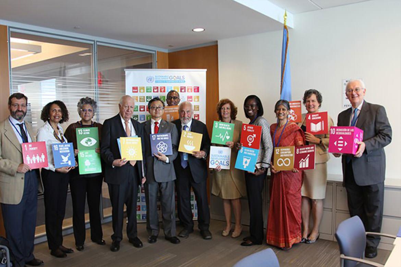 UN Sustainable Development Impact Summit
