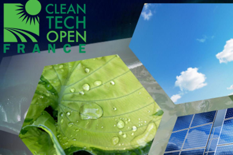 Cleantech Open France Final @Business France