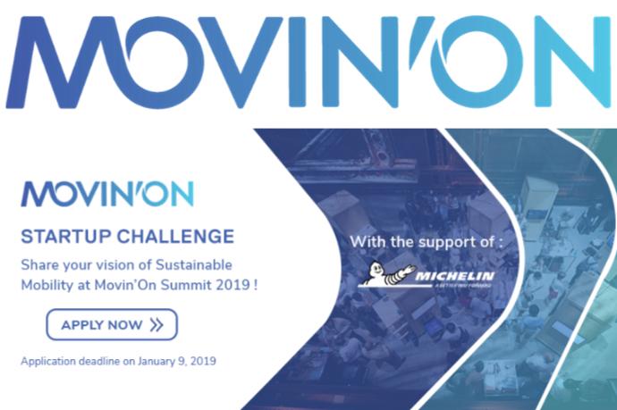 Movin'On Startup Challenge -> Apply!!