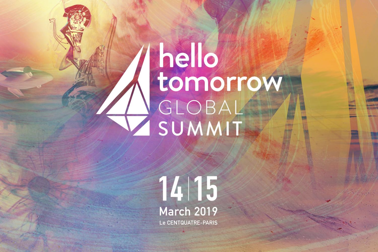 Hello Tomorrow Global Summit 2019