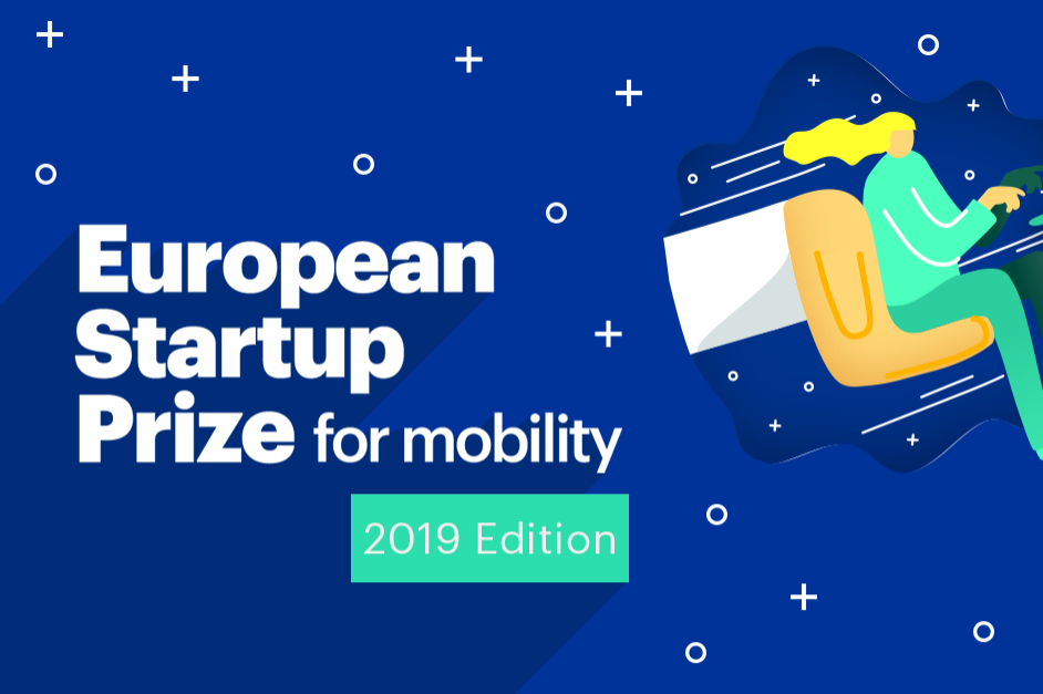 EU Startup Prize for Mobility
