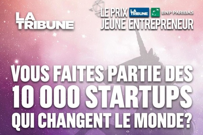 La Tribune 10000 startups to change the world 2019