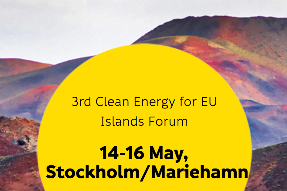 3rd Clean Energy for EU Islands Forum