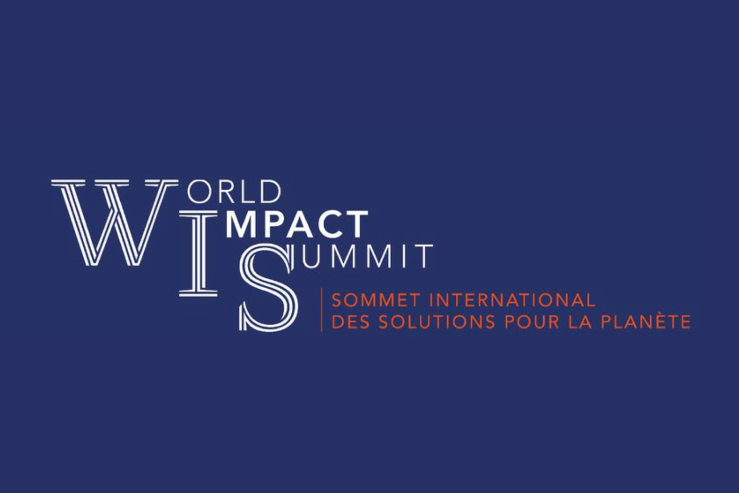 World Impact Summit Bordeaux
