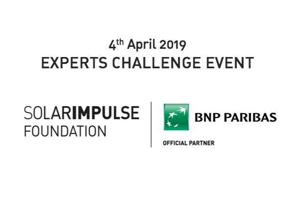 Solar Impulse Experts Challenge with BNP Paribas