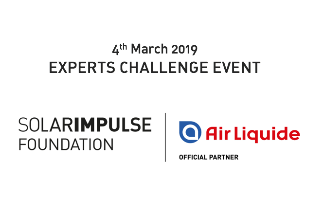 Solar Impulse Experts Challenge with Air Liquide