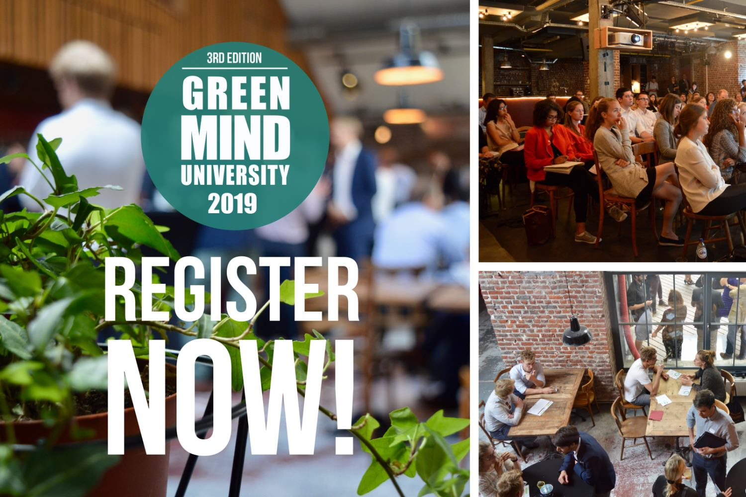 The Green Mind 2019