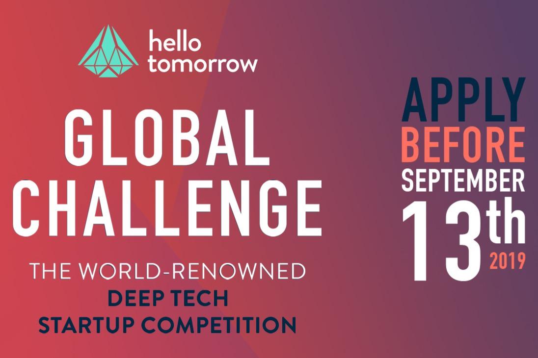 Hello Tomorrow - Global Challenge
