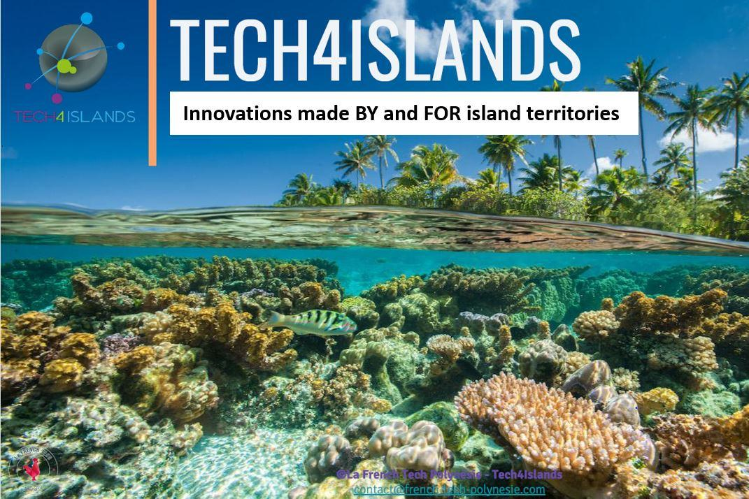 Tech4Islands : Call for Solutions