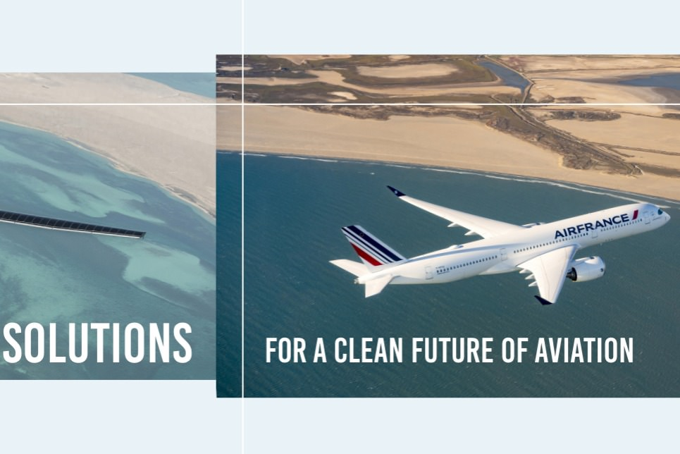 Air France: Solutions for Clean Aviation