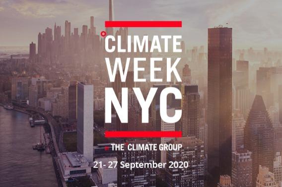 Climate Week NYC - 2020