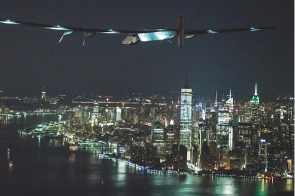 Solar Impulse x BNPP Innovators Challenge @Climate Week