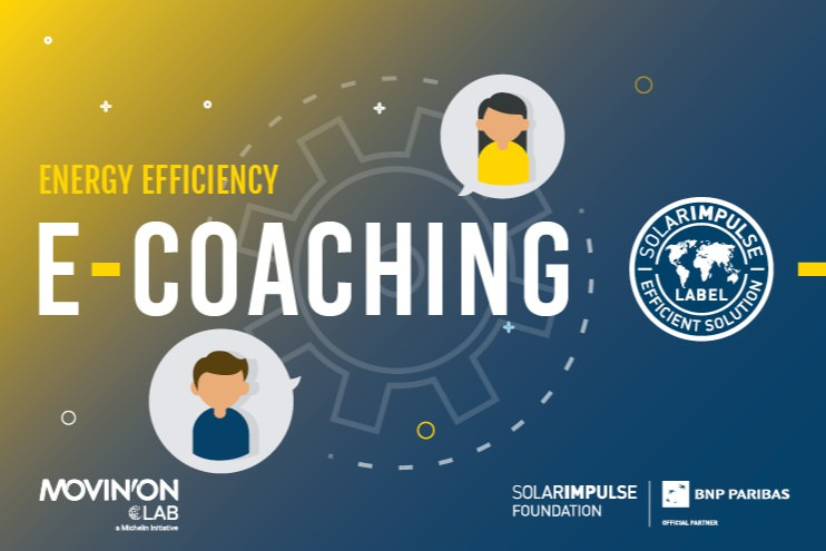 E-Coaching Energy Efficiency with BNP Paribas within Movin'On LAB