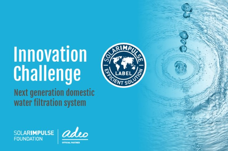 Innovation Challenge by ADEO - Water Filtration