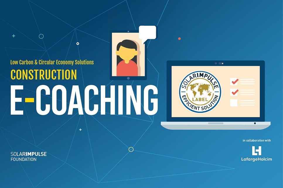 E-coaching - Low Carbon Solutions and Circular Economy in the Construction sector