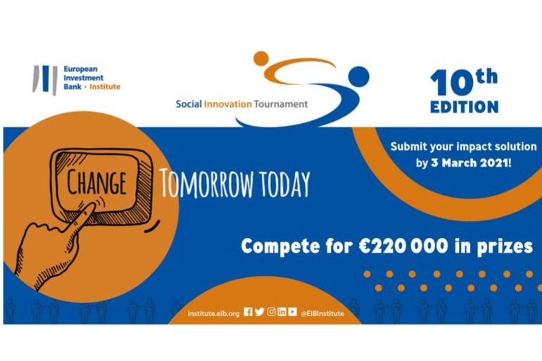 Social Innovation Tournament by EIB Institute
