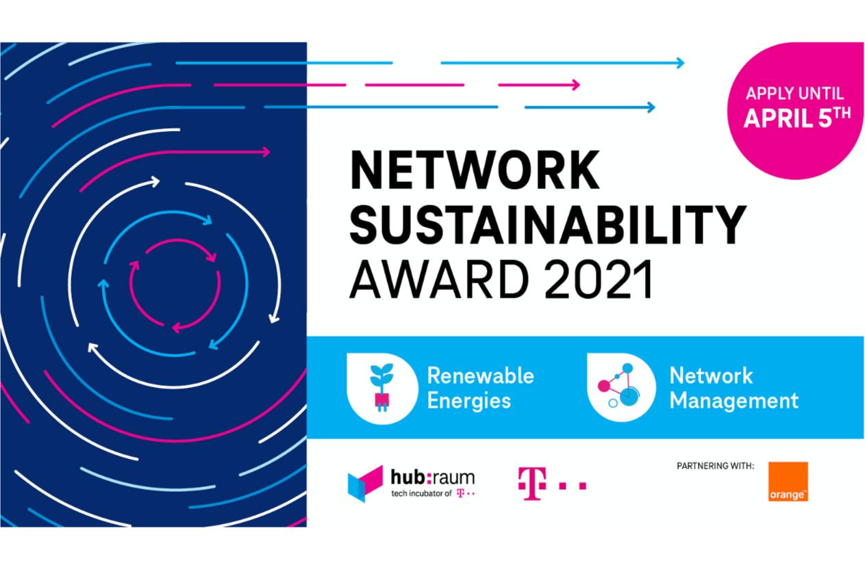 Network Sustainability Award 2021