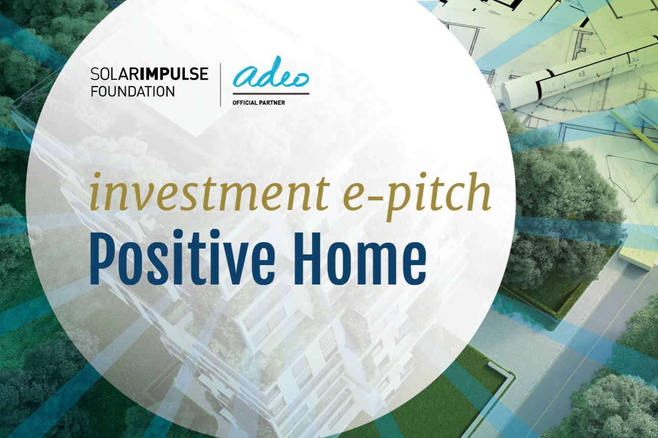 Investment e-Pitch: Positive Home in partnership with Adeo