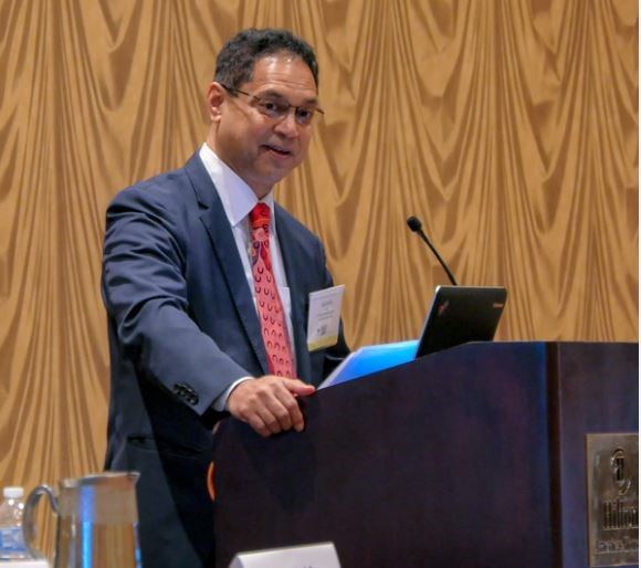 Sudhir Pai, SPE, Managing Director, Schlumberger, and Vice Chairman, 2018 OTC Arctic Technology Conference
