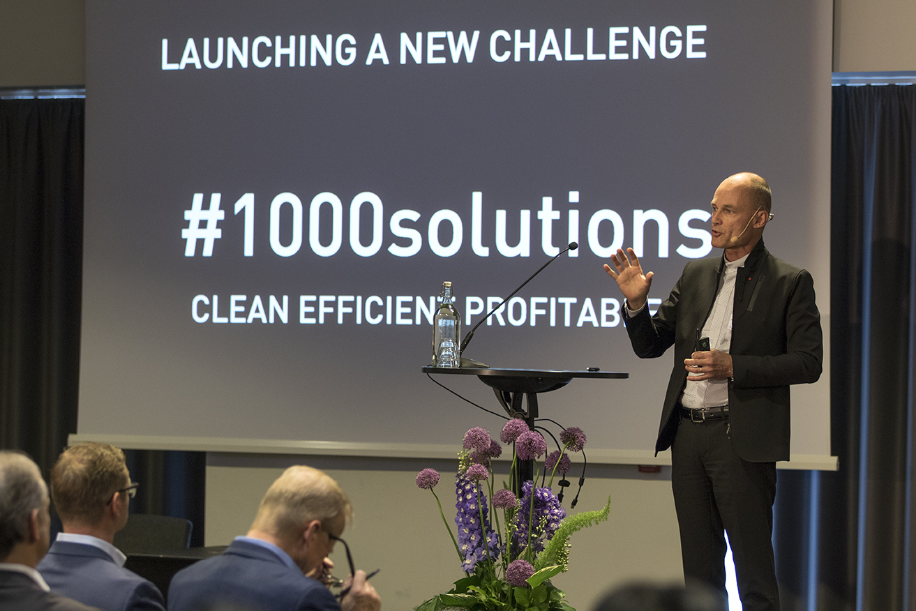 Bertrand Piccard 1000 solutions