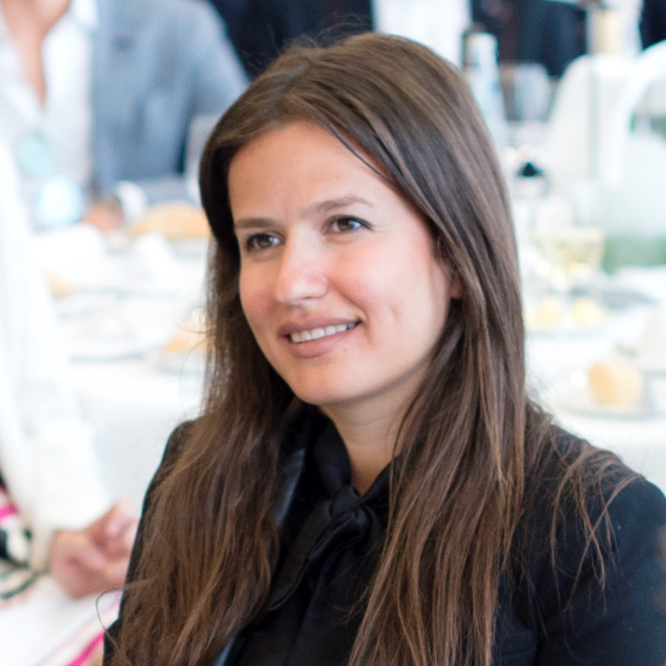 Inna Braverman, co-founder and CEO of Eco Wave Power