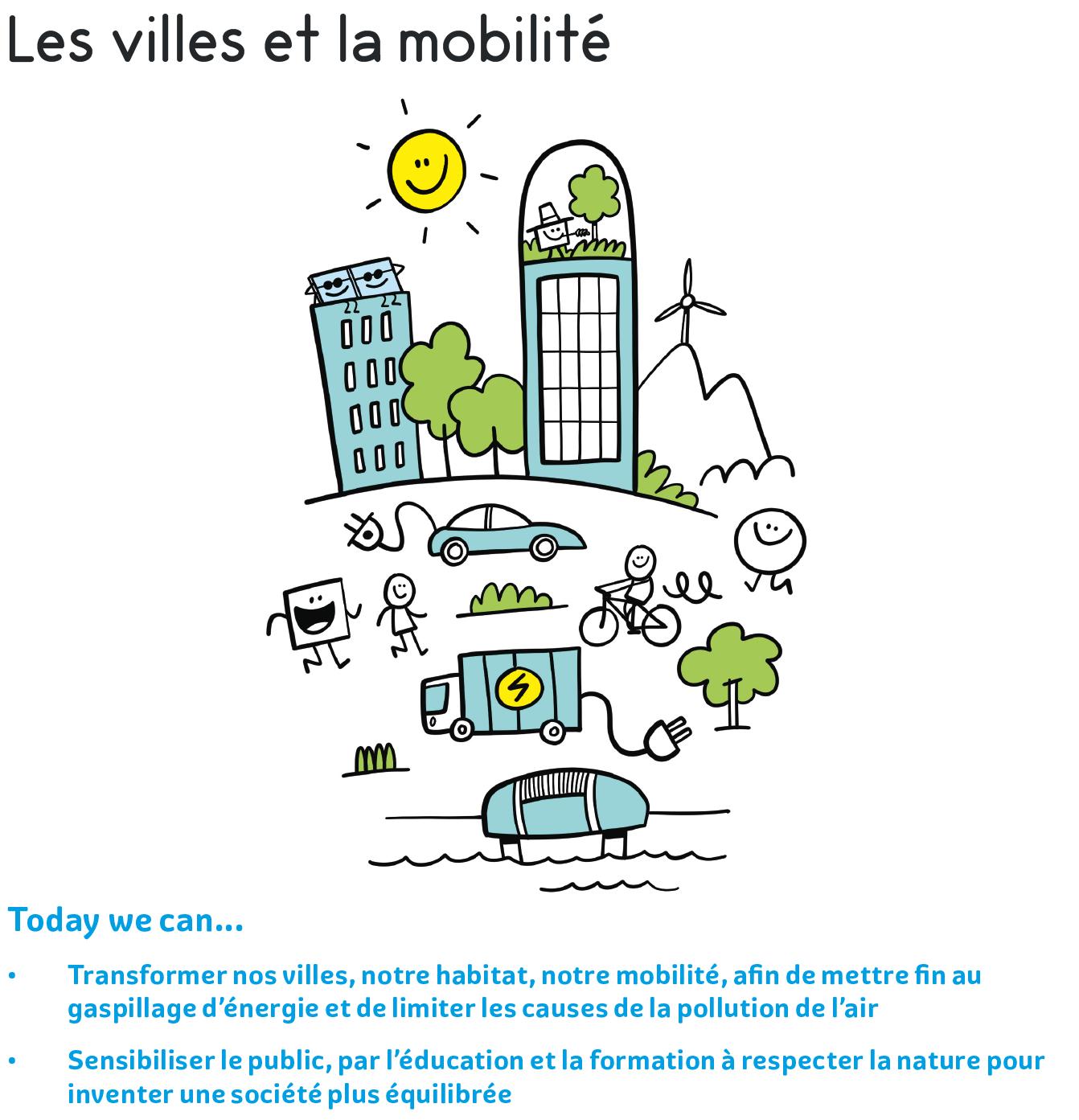 Villes et Mobilité