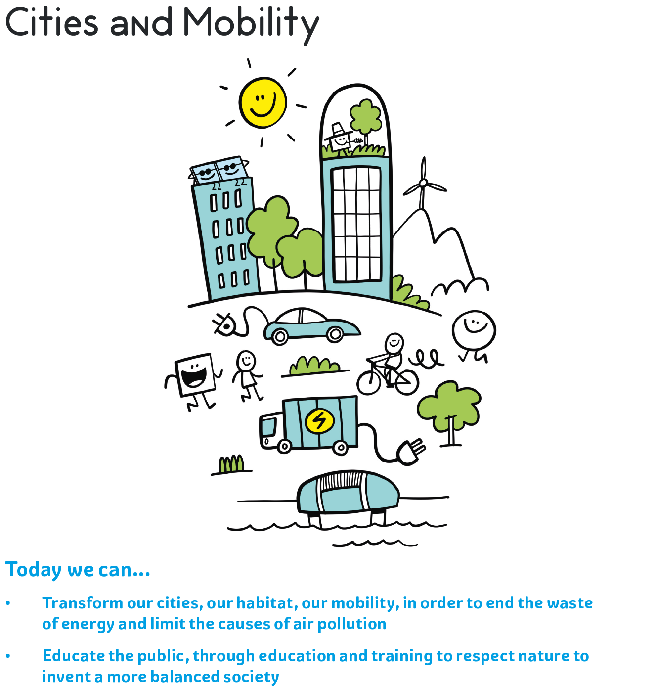 Cities and mobility