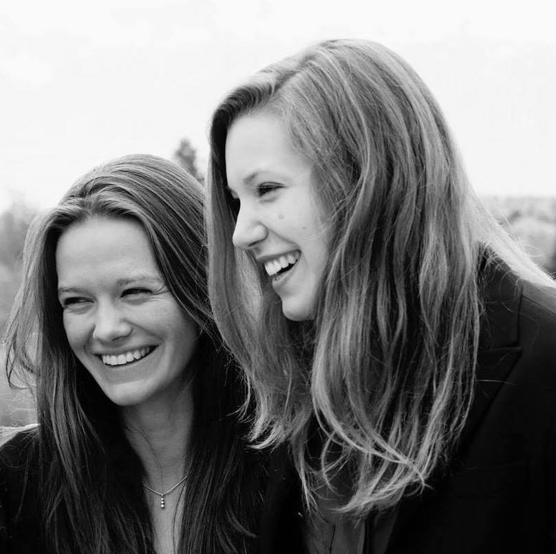 Naomi MacKenzie and Anastasia Hofmann, Founders of KITRO