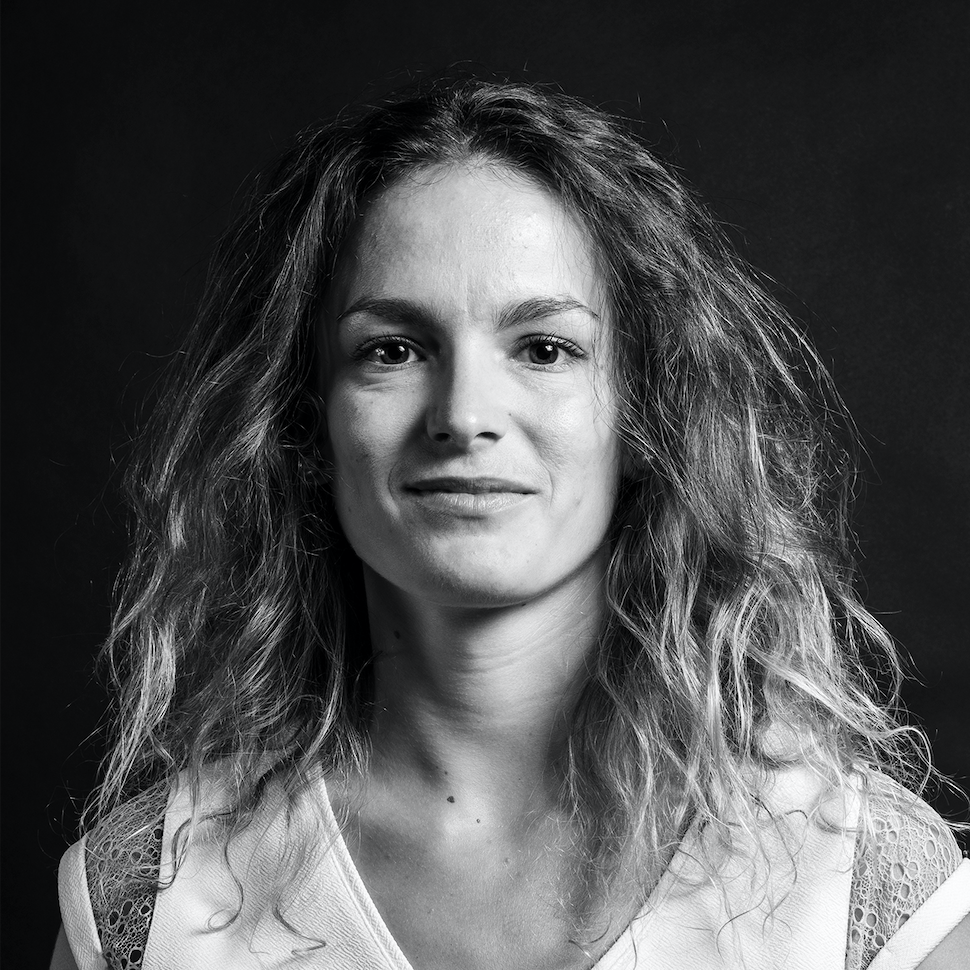 Eleonore Blondeau, co-founder and CEO of CleanCup