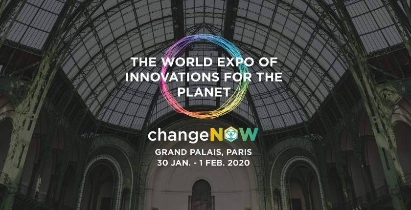 ChangeNOW at Grand Palais