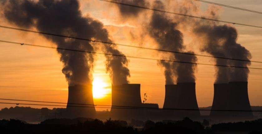 factories - air pollution