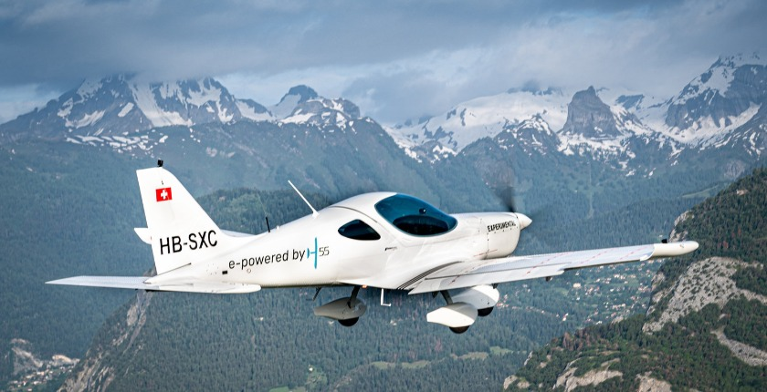 H55 Electric Flight Trainer