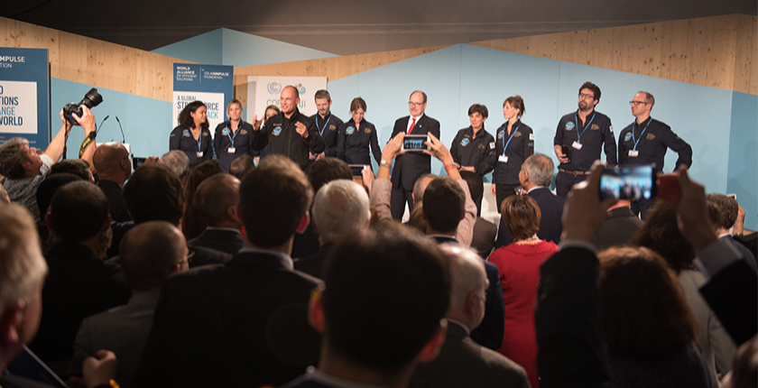 the solar impulse team