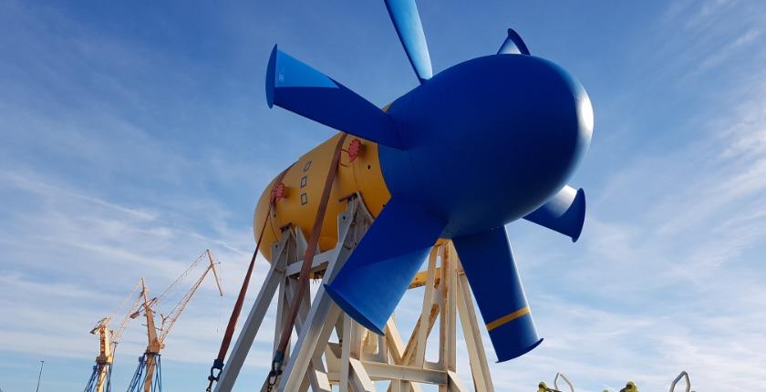 sabella tidal turbine