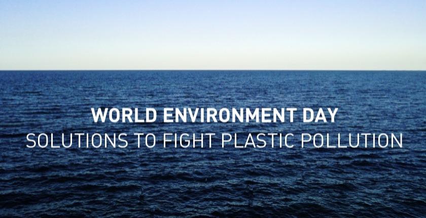 fight plastic pollution