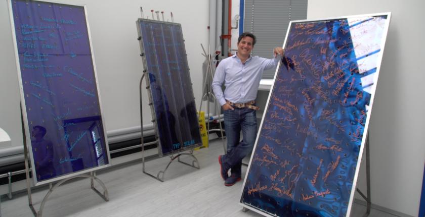 TVP Solar Jonathan Koifman