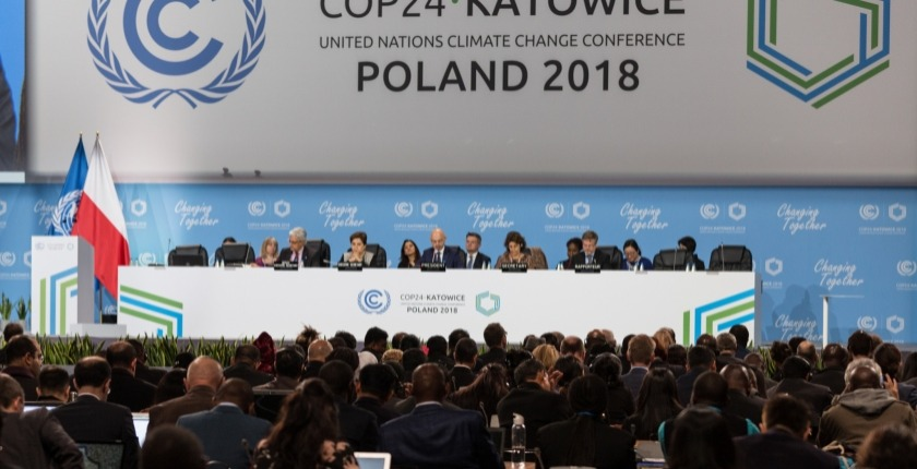 cop 24 negotiators