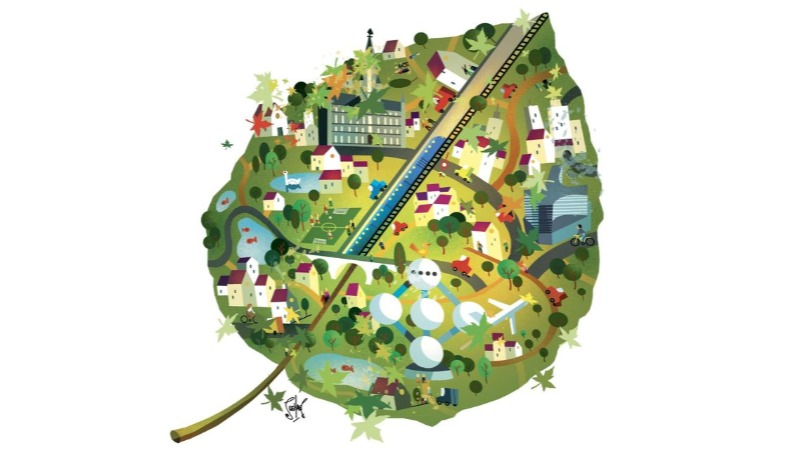 Will the solution for a sustainable world come from cities?