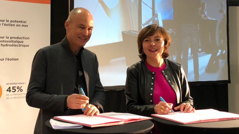 Collaborating with Occitanie to accelerate the energy transition in the Region