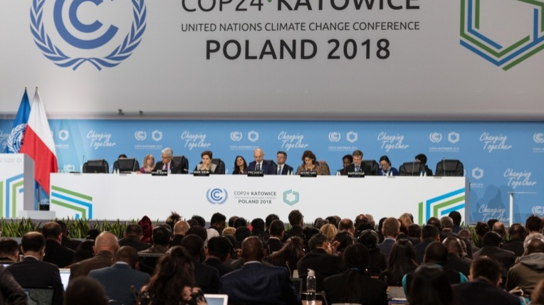 """Climate finance: the developed world's """"moral imperative"""""""